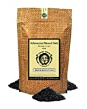 Uncle Spice Hawaii Salz schwarz - 250g schwarzes Hawaiisalz - Premiumqualität - schwarzes Meersalz aus Hawaii - Gourmetsalz - Black Lava Salt - Perfekt zur Dekoration