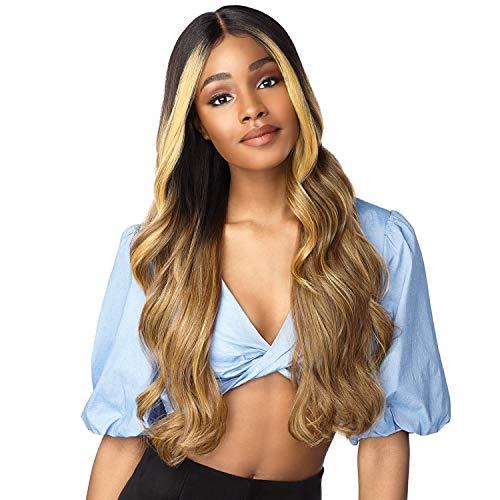 Sensationnel Dashly Lace Front Wig Lace UNIT 8 (1B)