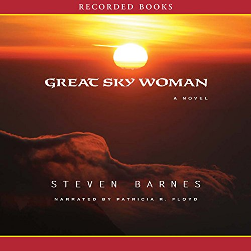 Great Sky Woman audiobook cover art