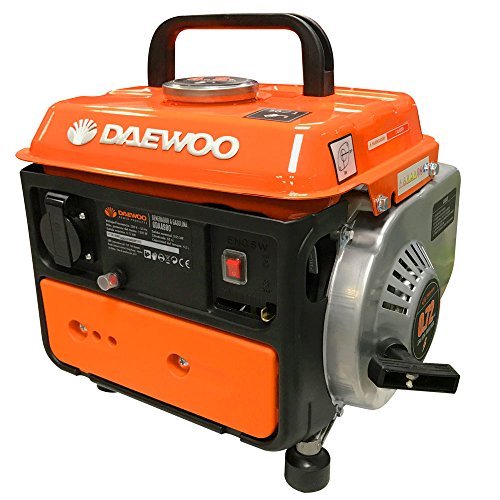 Daewoo GDAA980 - Generador de gasolina 63 cc