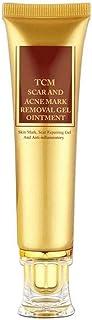 Odoukey Crema cicatrizante Crema para el acné Gel Facial y Corporal Cicatriz Reparar efectivamente Viejas CicatricesQue...