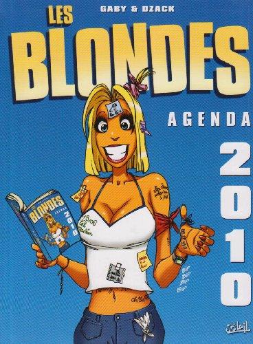 Agenda Les blondes