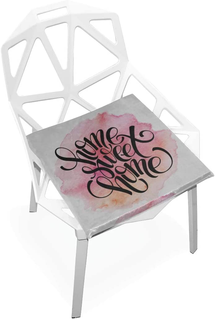 New color VvxXvx Baby Car New Orleans Mall Seat Cushion Home Typography Sweet Hlettering Po