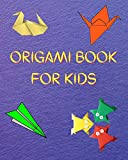 Origami Book for Kids: Big Origami Set Includes Origami Book and 100 High-Quality Origami Paper, Fun Origami Book with Instructions - 30 Step by Step Projects about Animals, Plants and More!