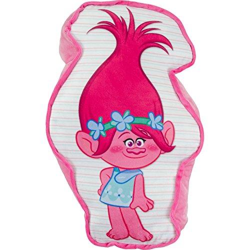 Trolls Kissen Poppy ROS (United Labels iberischen 813399)