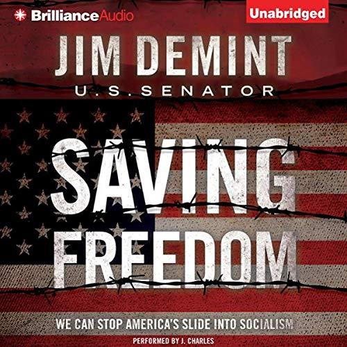 Couverture de Saving Freedom