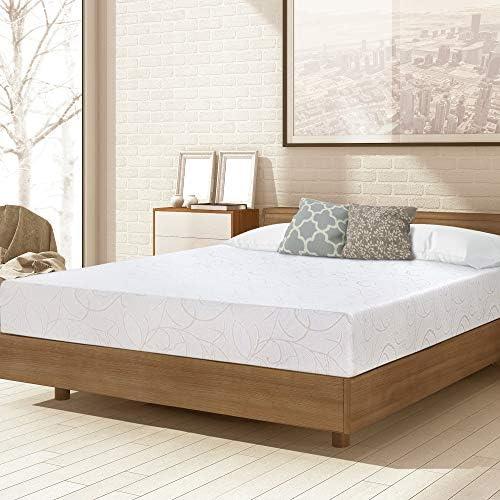 Top 10 Best sleep master ultima comfort memory foam 8 inch mattress queen Reviews