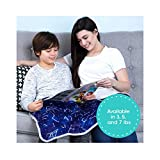 Florensi 5 Lbs Weighted Lap Pad for Kids (20'x23'), Weighted Lap...
