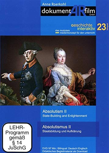 Absolutismus II / Absolutism II, 1 DVD