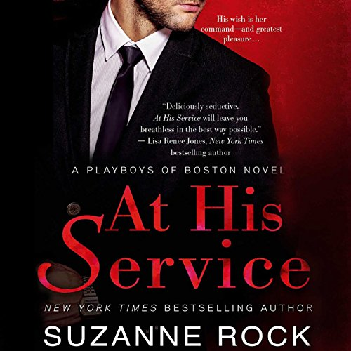 At His Service audiobook cover art