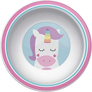 Pratinho Bowl Animal Fun - Unicórnio, Buba, Colorido