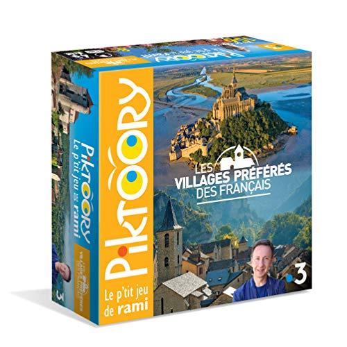 Piktoory Les villages préférés des français