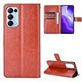 Case for Oppo Find X3 Lite Leather Case for Oppo Reno 5K