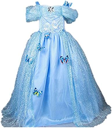 Cinderella butterfly dress _image2