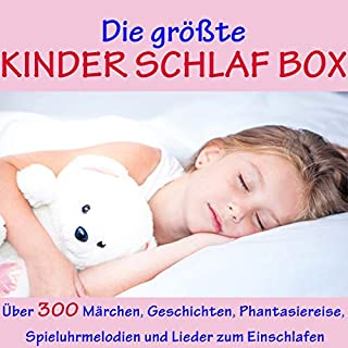 Die größte Kinder-Schlaf-Box Titelbild