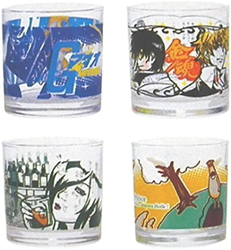 hasta 60% de descuento All four adult glass a a a little villains  G award and boon companion of lottery Gintama  Kabuki-cho most (japan import)  60% de descuento