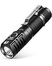 LUMINTOP EDC05 LED懐中電灯 フラッシュライト 800LM 超高輝度 7モード小型 軽量 IPX8防水 耐衝撃1.5M 単三/14500電池対応【五年保証】