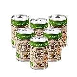 GUSTO SANO SOPA ORGÁNICA DE LEGUMBRES con espelta. 6 pack de 400 Gr: 2,4 Kg. Sopa orgánica de verduras rehidratadas y hervidas.No OGM