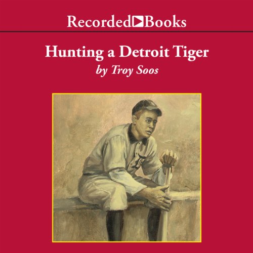 Hunting a Detroit Tiger cover art