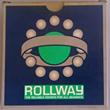 Rollway 6207 B Cylindrical Roller Bearing Width