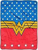 Wonder Woman Princess of Justice Throw Blanket - 46' by 60'