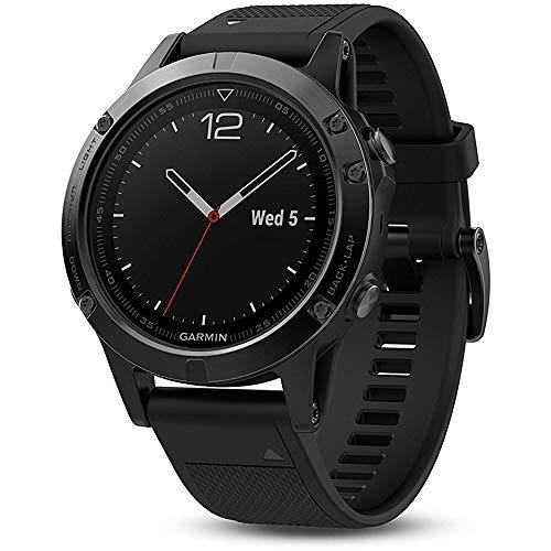 Garmin Fenix 5 Sapphire GPS Running Watch