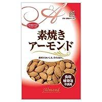 共立食品 素焼き アーモンド チャック付 92g×10袋入