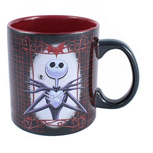 Nightmare Before Christmas Jumbo Mug