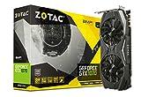 ZOTAC GeForce GTX 1070 AMP! Grafikkarte (NVIDIA GTX 1070, 8GB GDDR5, 256bit, Base-Takt 1607 MHz, Boost-Takt 1797 MHz, 8 GHz)