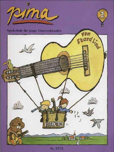 Pima Band 2 - Spielschule für junge Gitarrenkünstler