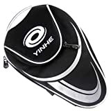 Homely Galaxy Milky Way Yinhe 8011 Table Tennis Bat Cover for Ping Pong Racket : Silver