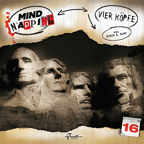 Vier Köpfe (MindNapping 16) audiobook cover art