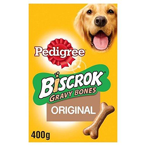 Pedigree - Biscrok per cani d'Os 400 g, confezione da 4