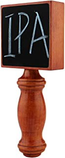 Fanfoobi Classical Kegerator Beer Tap Handle with Chalkboard, Beer Keg Tap Handles, 7.7