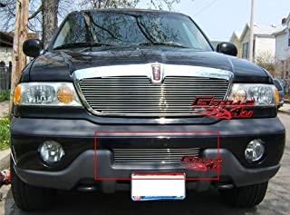 APS Compatible with 1998-2002 Lincoln Navigator Lower Bumper Billet Grille Insert L85089A