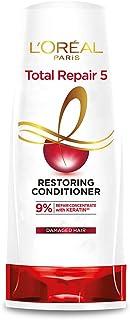 L'Oreal Paris Total Repair 5 Restoring Conditioner with Keratin XS, 192.5ml