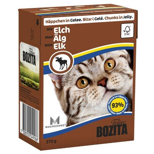 BZ Cat Häpp.Gel.Elch 370gT