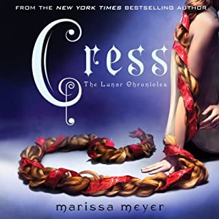Cress     The Lunar Chronicles              De :                                                                                                                                 Marissa Meyer                               Lu par :                                                                                                                                 Rebecca Soler                      Durée : 15 h et 41 min     Pas de notations     Global 0,0