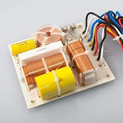 Replacement Speaker Crossover 2500 Watts WORKS FOR JBL, Peavey, Cerwin Vega, Pyle-Pro, Mr.DJ, MANY BRANDS! CX-31 from EMB
