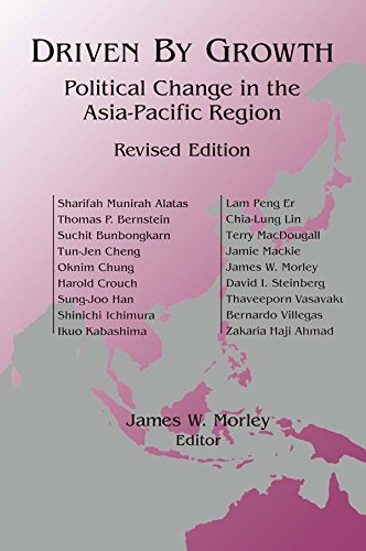 Image OfDriven By Growth: Political Change In The Asia-Pacific Region (Studies Of The East Asian Institute (M. E. Sharpe)) (Englis...