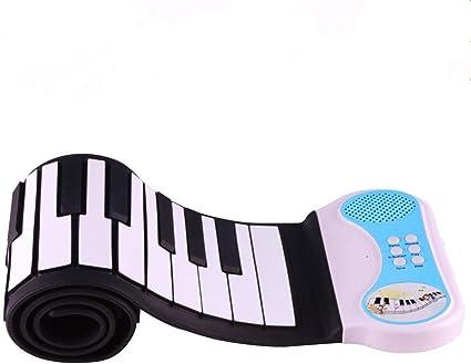 Enrolle los teclados de piano electrónicos Piano enrollados a ...