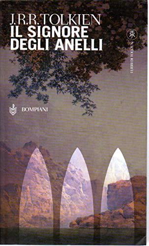 Il signore degli anelli Tolkien Bompiani 2002