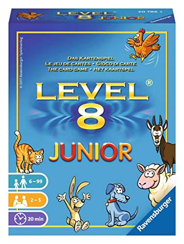 Ravensburger 207862 Level 8 Junior