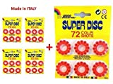 Casaimabo Pack 288 + 72 = 360 fulminantes en...