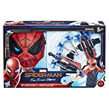Marvel Spider-Man: Far from Home Spider-Man Web-Slinging Armour Set – Role-Play Toys