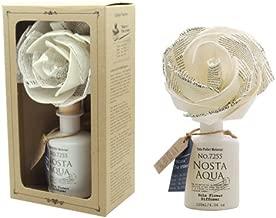 Nosta ノスタ Solaflower Diffuser ソラフラワーディフューザー Aqua アクア/生命の起源