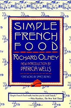 Paperback Simple French Food Book
