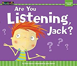 Are You Listening, Jack? Shared Reading Book (Myself)