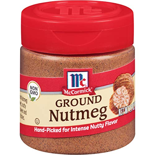 MCK NUTMEG, GROUND 1.1OZ