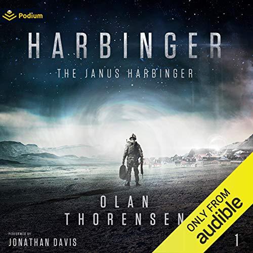 Harbinger Audiobook By Olan Thorensen cover art